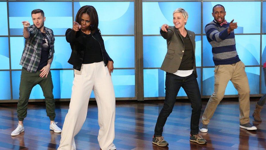 Ellen Michelle Obama
